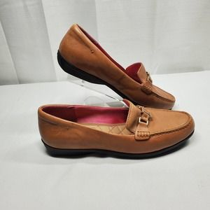 Isaac Mizrahi New York Loafers Woman's 10 Leather